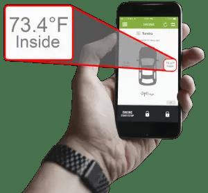 Remote Starter Smartphone Control