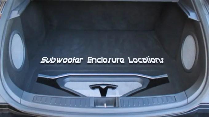 Enclosure Locations