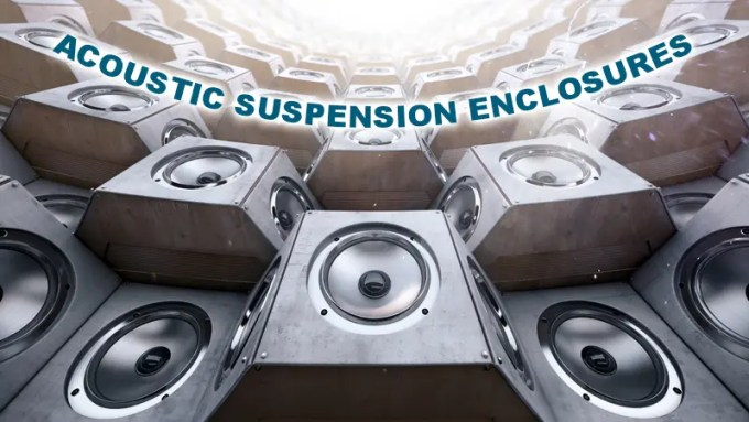 Acoustic Suspension