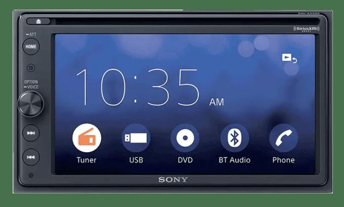 Sony XAV-AX200SXM