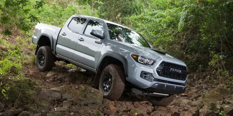 Toyota Tacoma TRD PRO – Off-road Prowess from the Factory!