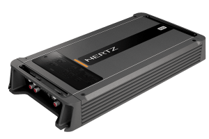 Car Audio Amplifier Features