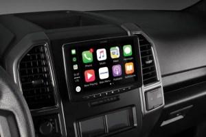 Touchscreen Radio