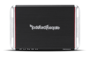 Ultra-Compact Amplifiers