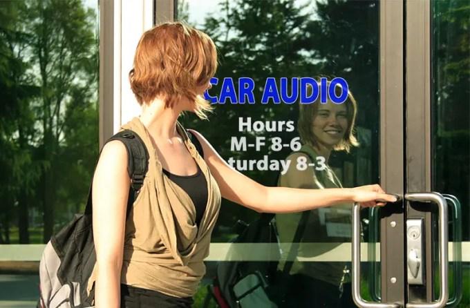 Car Stereo Shop