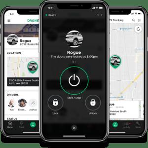 Drone Mobile App 4.0