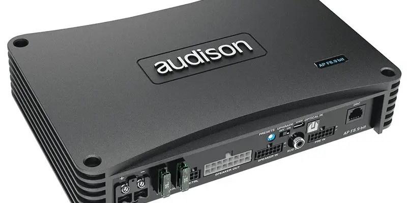 Product Spotlight: Audison Prima Forza AP F8.9 bit