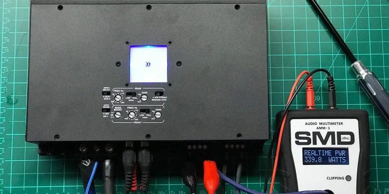 Understanding Specifications – Car Audio Amplifier Efficiency