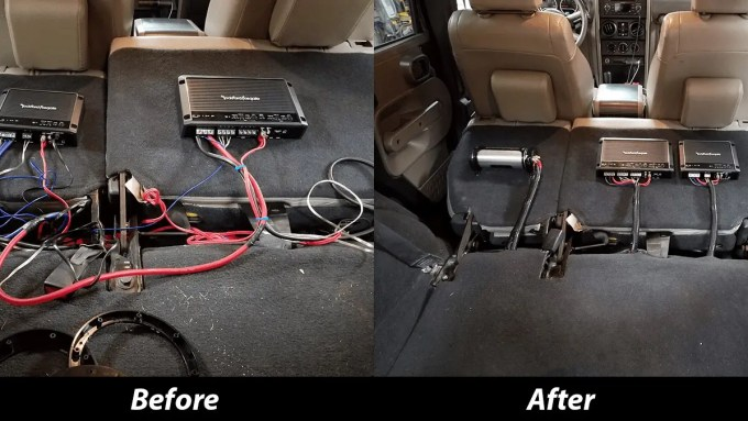 Hungerford Wiring Before and After-1