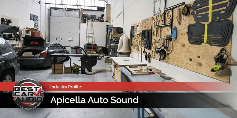 Mobile Enhancement Industry Profile: Apicella Auto Sound
