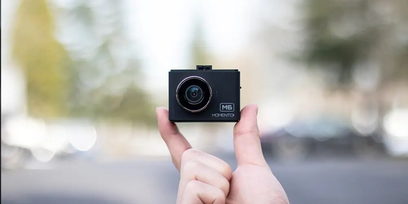 Firstech Launches Momento M6 'Smart' Dash Camera