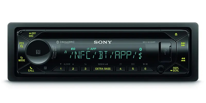 Product Spotlight: Sony MEX-N5300BT