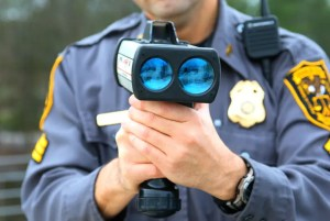 Police Laser