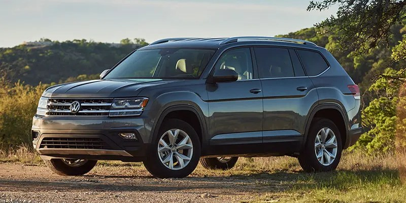 2019 VW Atlas V6 SEL