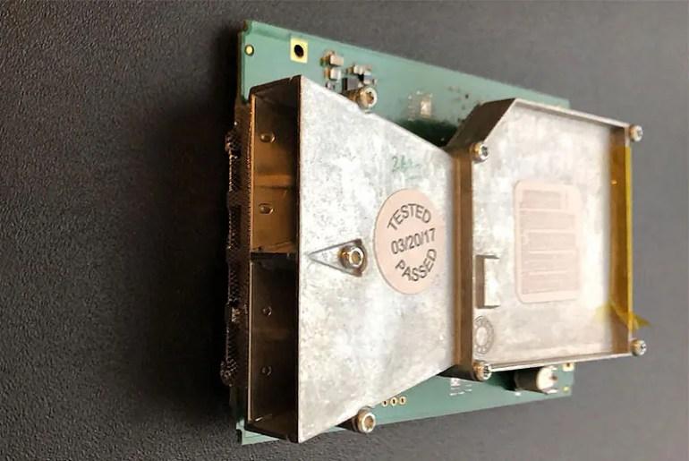 Custom-Installed Radar