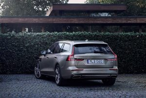 2020 Volvo V60