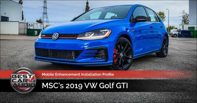 MSC VW Golf GTI