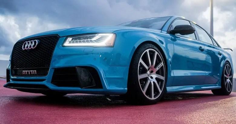 Audi Upgrades
