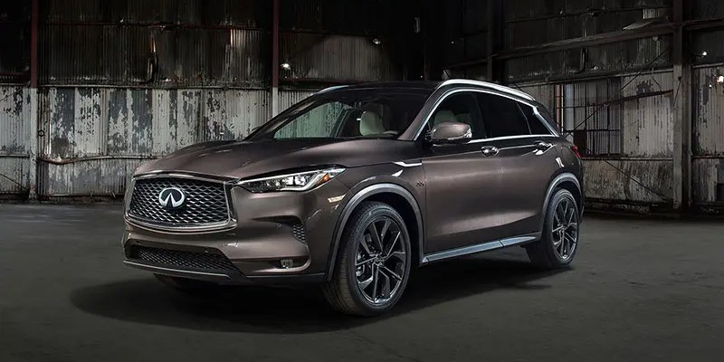2020 Infiniti QX50 Edition 30. Limited Edition Edition.