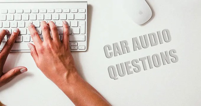Car Audio Advice
