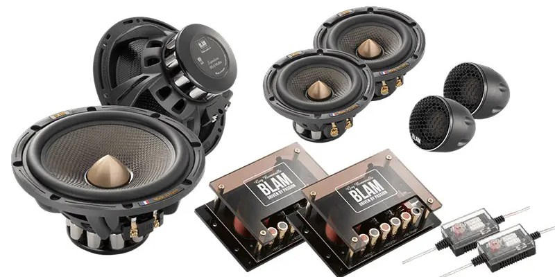 Product Spotlight: BLAM Multix Speakers