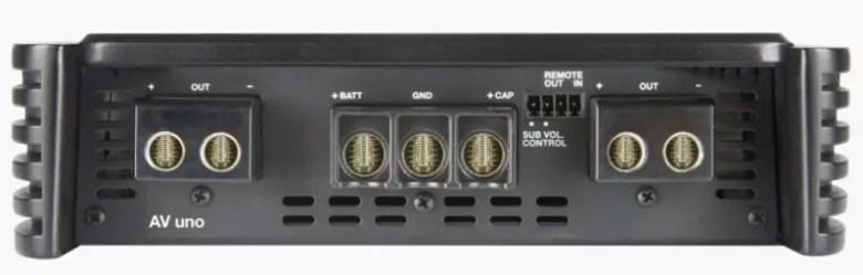 Sub Amp