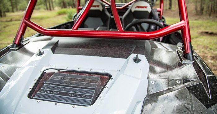 Powersports Amplifiers