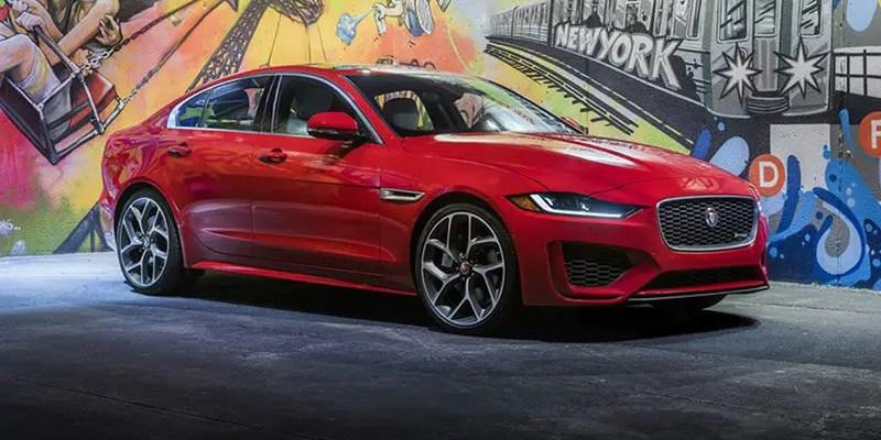 2020 Jaguar XE. Rad Jag.