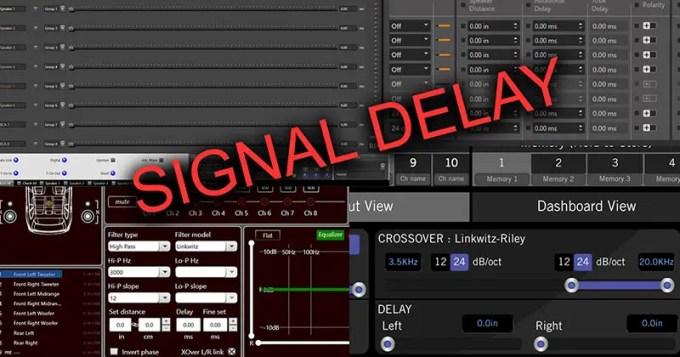 Signal Delay
