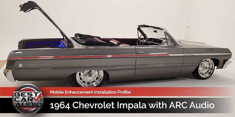 Mobile Enhancement Industry Profile: Shaquille O'Neal's 1964 Chevrolet Impala