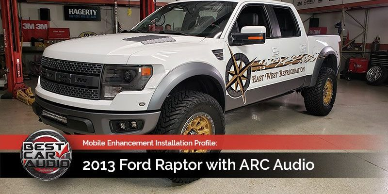 Mobile Enhancement Industry Profile: 2013 Ford Raptor