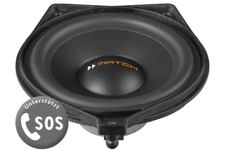 Mercedes Speakers
