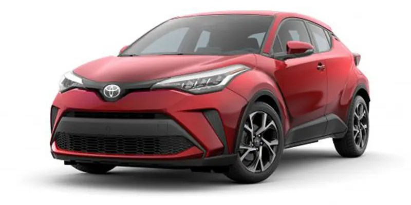 2020 Toyota C-HR. The New Corolla?