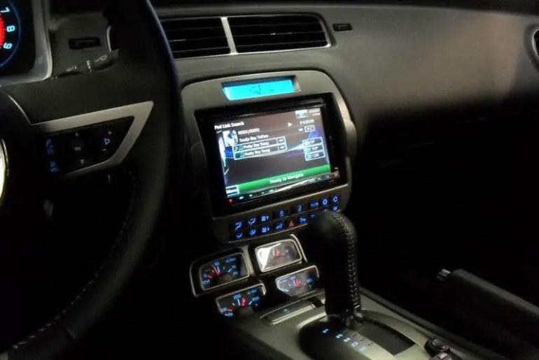 Camaro Upgrades
