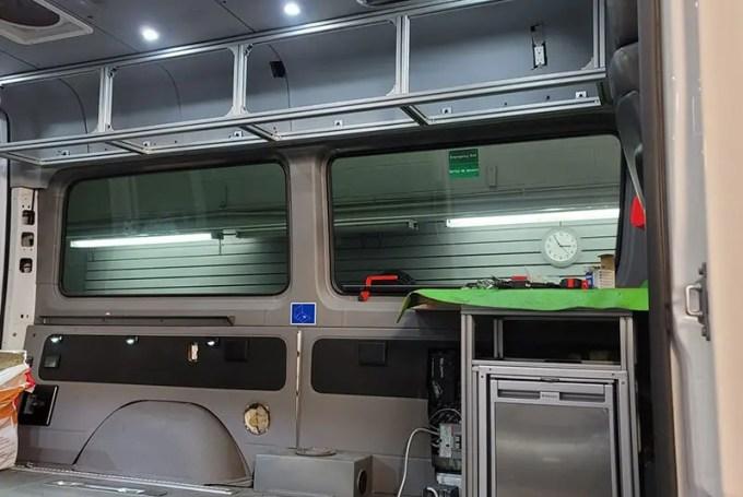 Van Upgrades