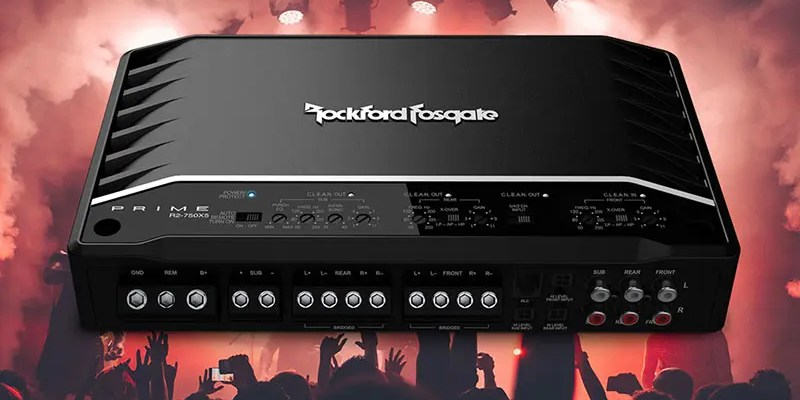 Product Spotlight: Rockford Fosgate R2-750X5