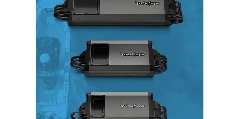 Rockford Fosgate® Begins Shipping New M5 Amplifiers