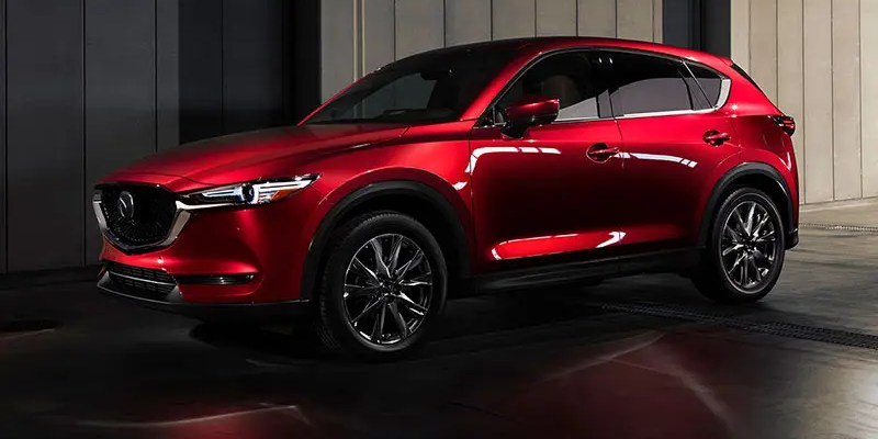 2021 Mazda CX-5 Signature. Don't Overlook the Zoom-Zoom.