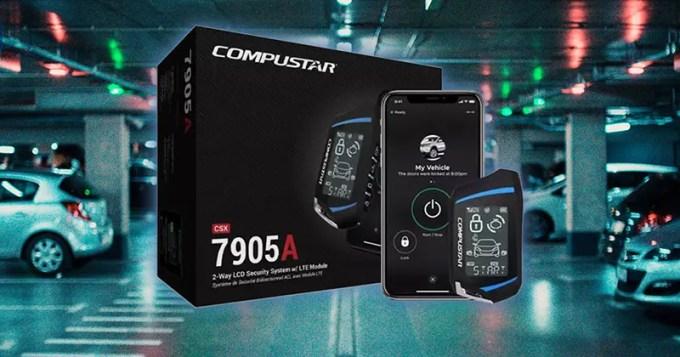 Compustar CSX7905-A