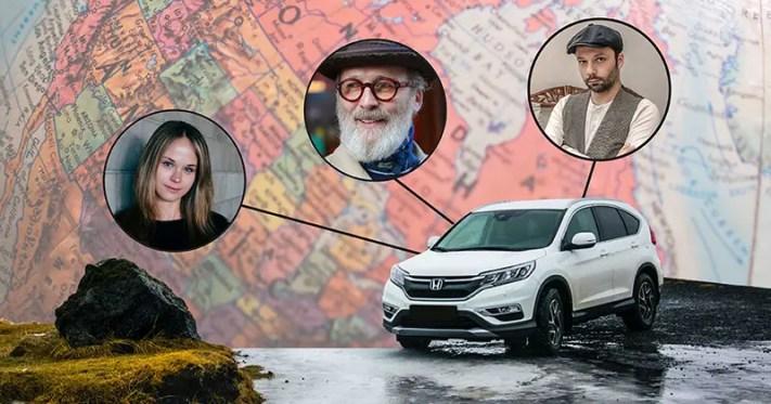 Car Sharing GPS