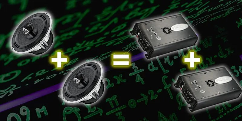 Do All Car Audio Amplifiers Double Their Power When Loaded Down?
