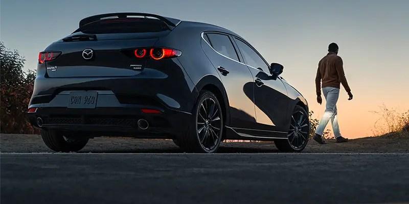 2021 Mazda3. Hot Hatch!