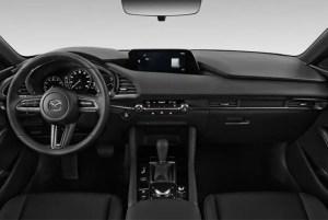 2021 Mazda3 Hatchback