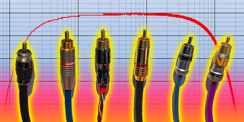 Let's Compare Eight RCA Cables' Performance