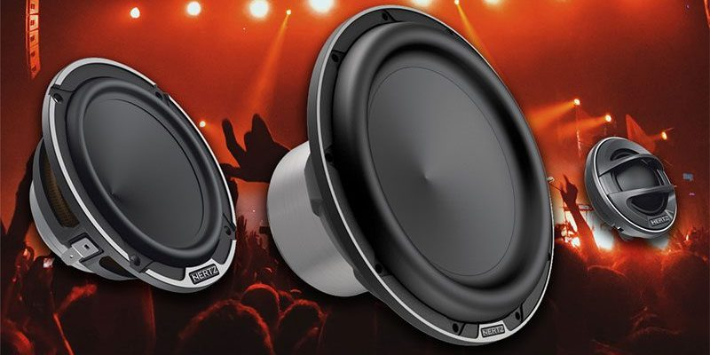 Product Spotlight: Hertz Mille Legend Speakers and Subwoofers