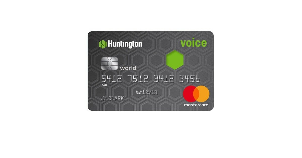 You can also manage debt by moving a card balanc. Huntington Bank Voice Rewards Card Review - BestCards.com