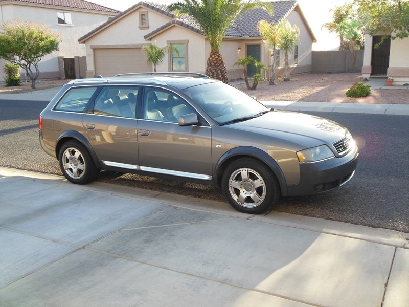 2004 Audi Allroad for Sale by Owner in Mesa AZ 85208