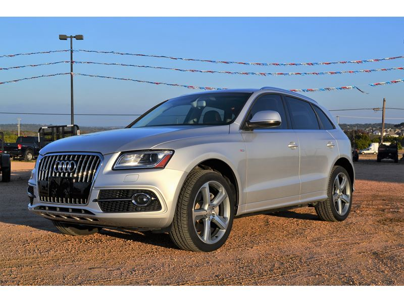 2014 Audi Q5 For Sale By Owner In Leander Tx 78645