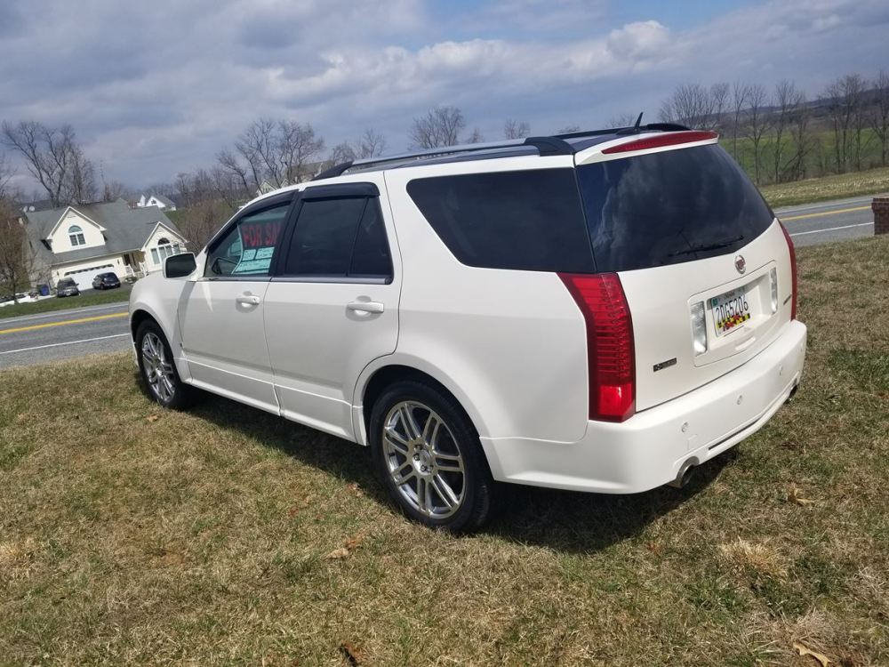 medium resolution of 2007 cadillac srx for sale by owner in pylesville