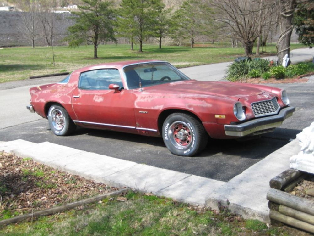 medium resolution of 1976 chevrolet camaro for sale by owner in loyall